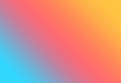 Badematte schräger Farbverlauf 01