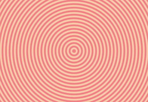 Badematte Hypnose Apricot