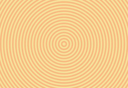 Badematte Hypnose Gelb