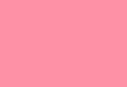 Badematte Uni 12 Rosa